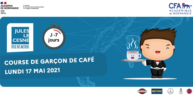 Course de Garçon de Café