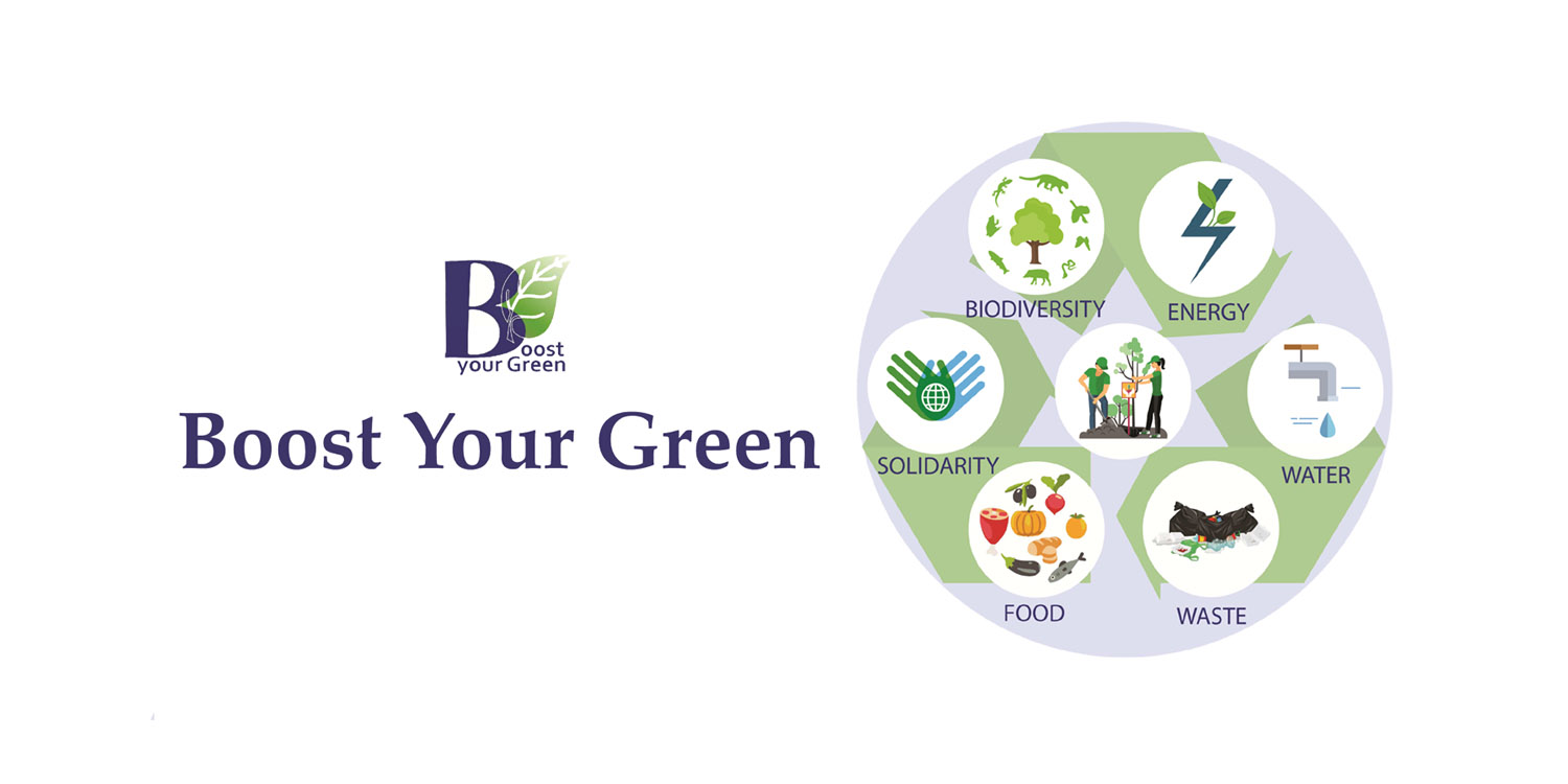 Boost Your Green