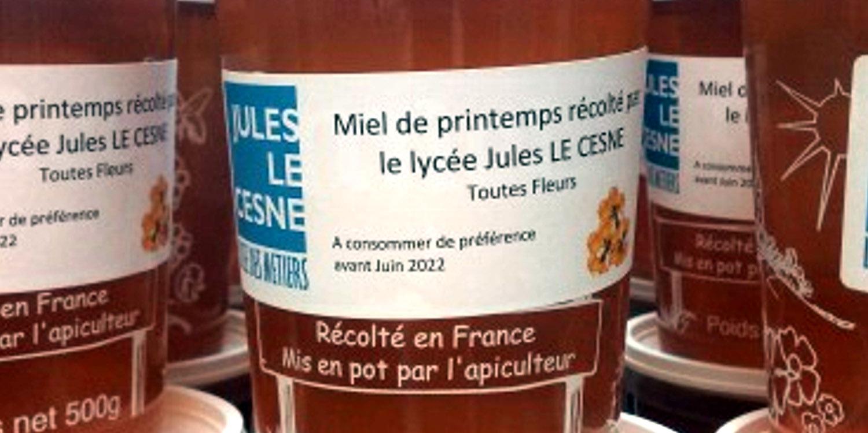 La Ruche du Lycée Jules Le Cesne